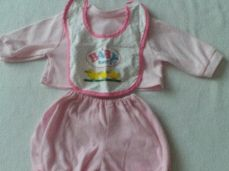 Adorable 'Baby Born' 3-Piece Playtime Baby Doll Outfit